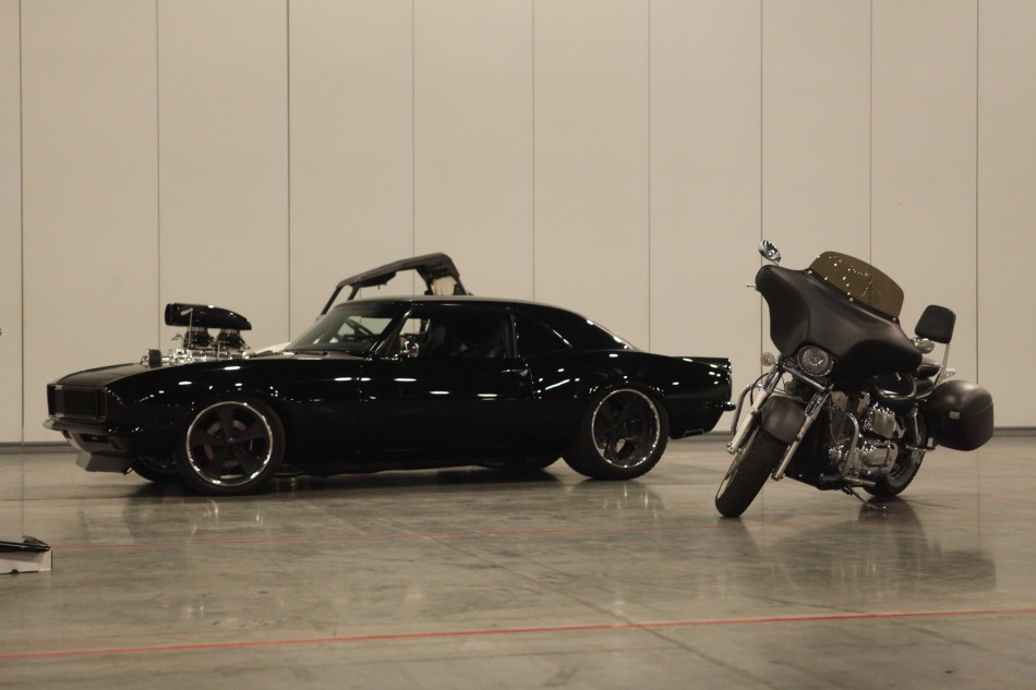 Go Fast have Fun 1968 Camaro
