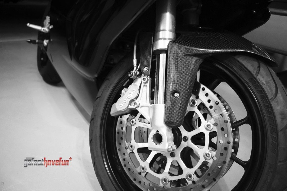 Go Fast have Fun Ducati 999 front brake