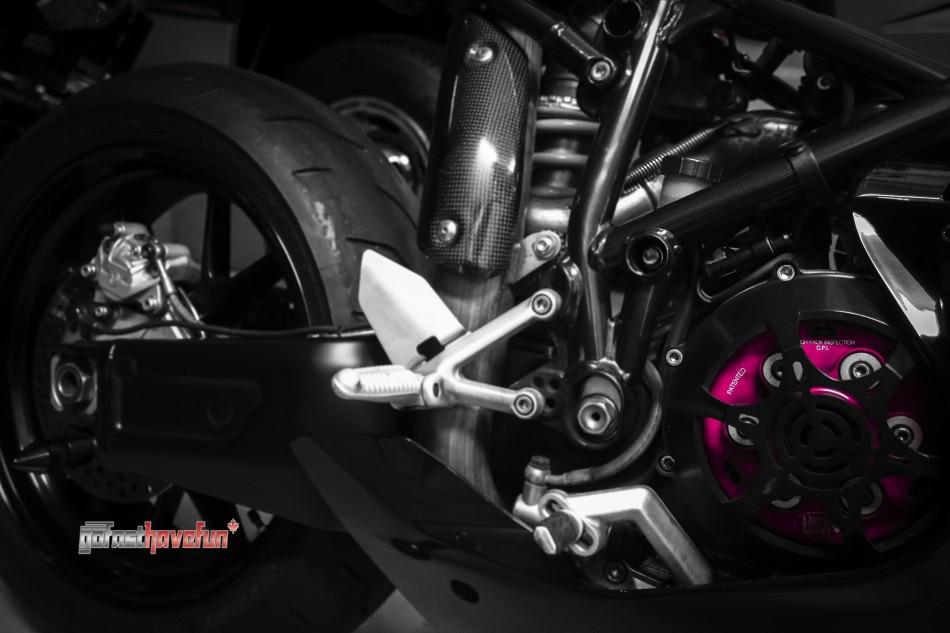 Go Fast have Fun Ducati 999 red