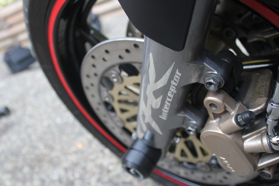 Go fast have fun VFR Brakes