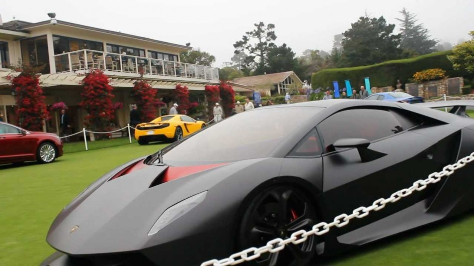 Pebble Beach Concept Car Showcase
