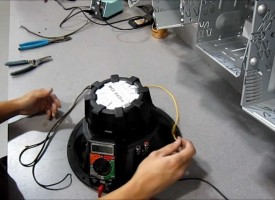 Wiring a Dual Voice Coil/ DVC Sub Woofer (4OHM Voice Coils)