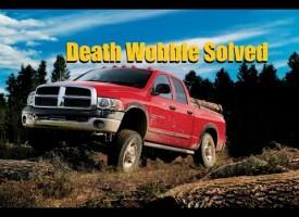 Correcting Death Wobble (2003-2008 Ram)