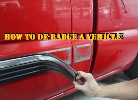 DE-Badge your vehicle