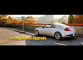 Factory Wheel Upgrade