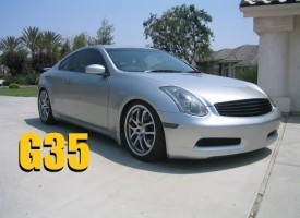 G35 Prologue