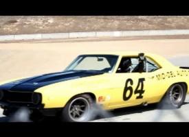 Mazda Raceway Vintage Race Cars