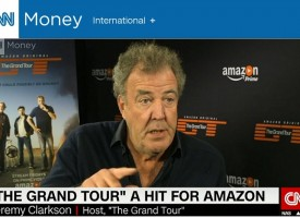 Ex Top Gear, Jeremy Clarkson interview about the Grand Tour (Onthemarket Blog)
