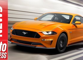 Ford's Mustang gets a new look for 2018 (Auto Epress)