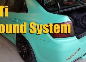 Light Weight Sound System