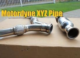 Motordyne XYZ Pipe Install