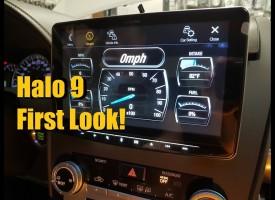 Alpine Halo 9 ILX F309 Overview