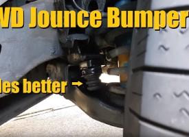 2WD Jounce Bumper