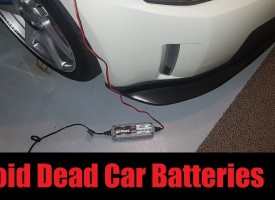 Avoid Dead Car Batteries