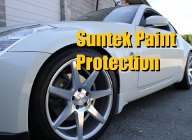 Clear Film Paint Protection