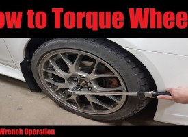 How to Torque Wheels with a Torque Wrench